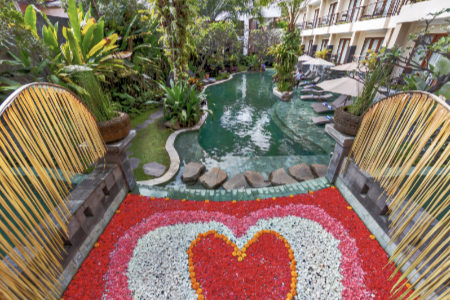 Floral Honeymoon Package 3D/2N